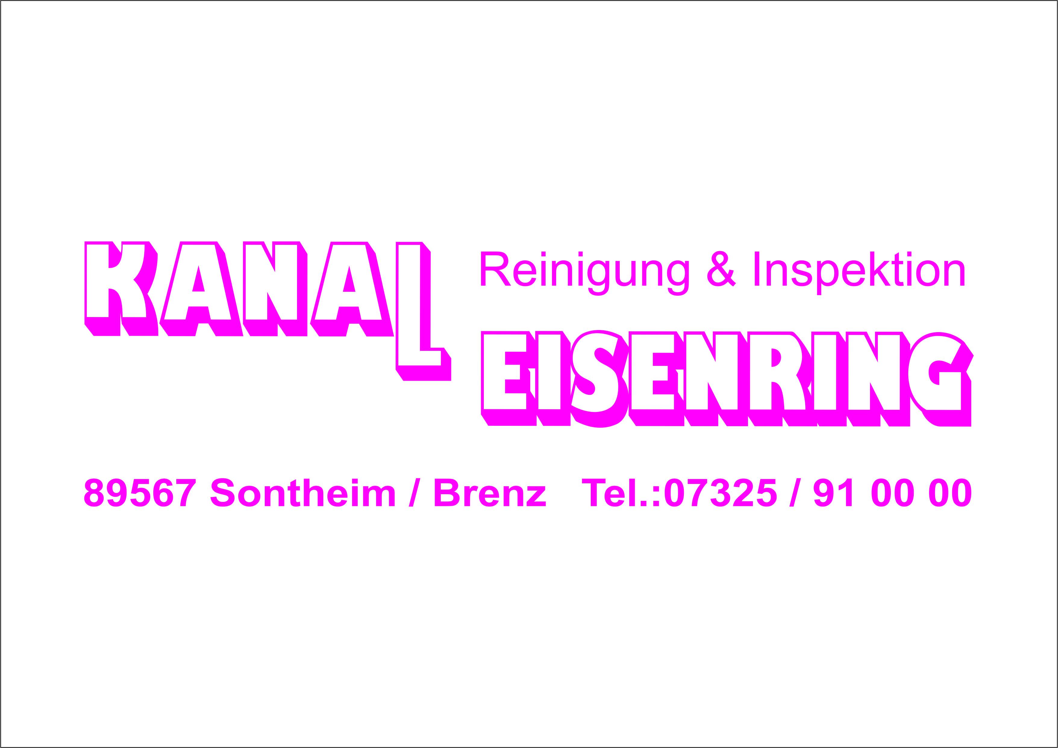 Kanal Eisenring