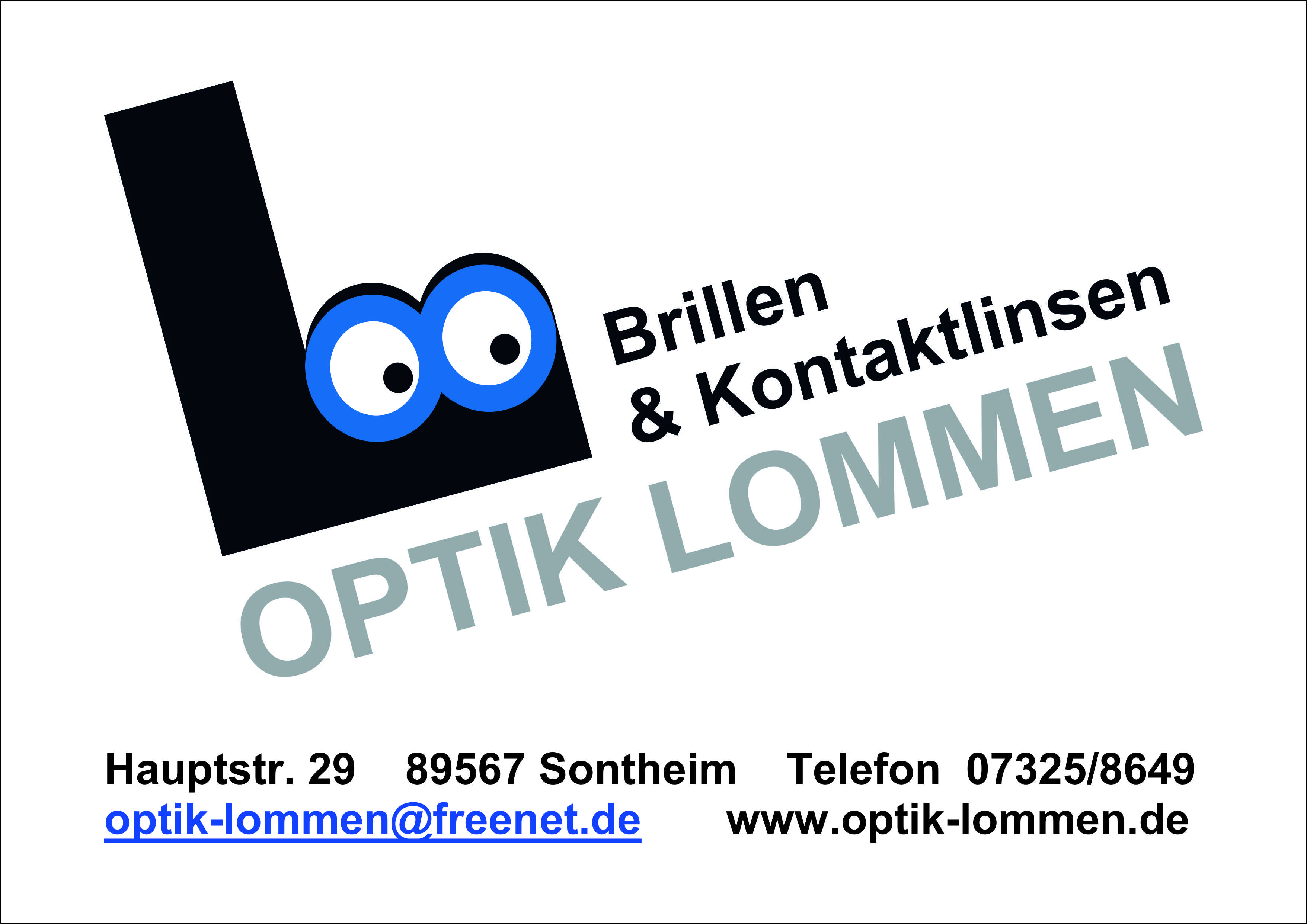 Optik Lommen