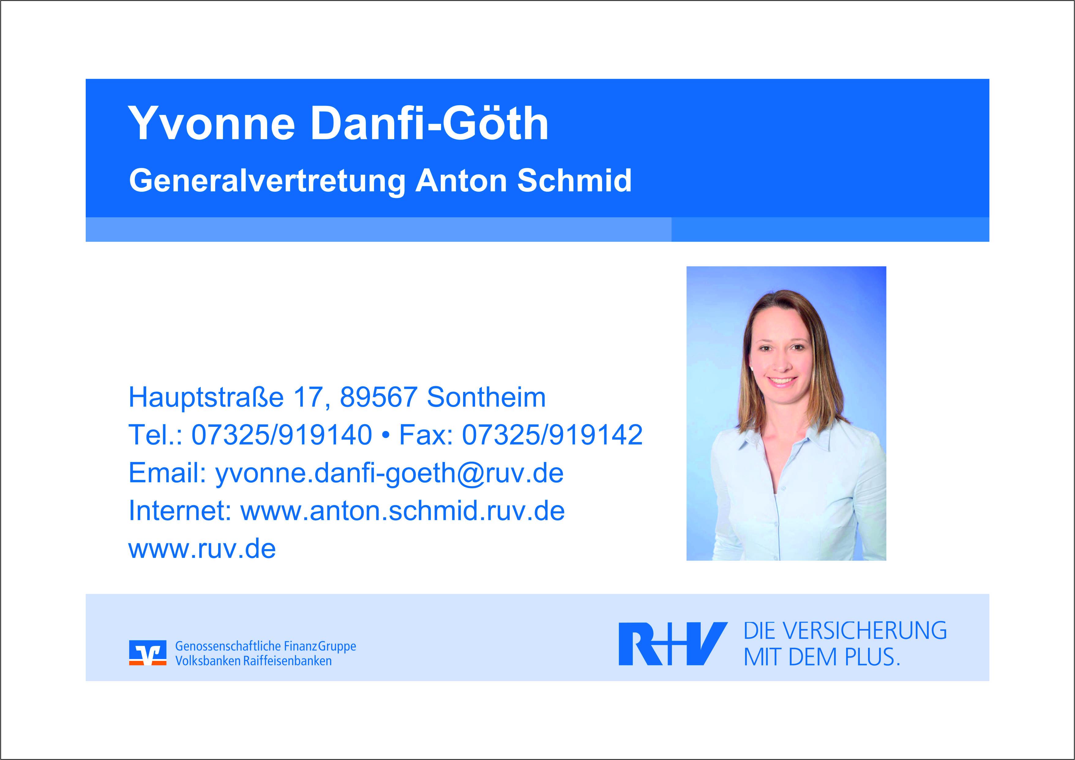 R+V Generalagentur - Zweigstelle Sontheim