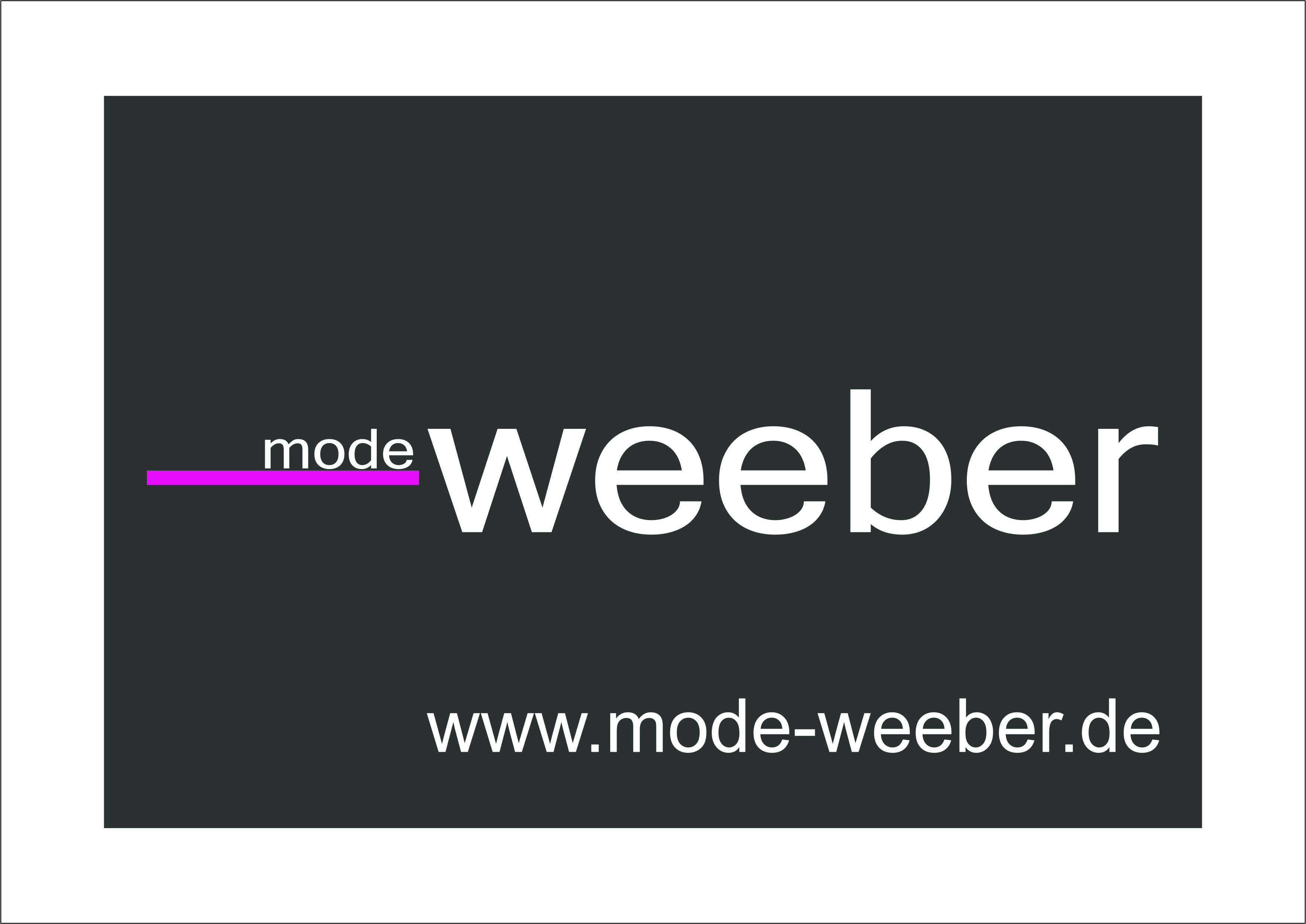Mode Weeber