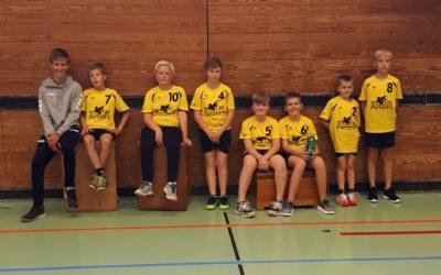 mE 4+1: 1. Spieltag in Aalen