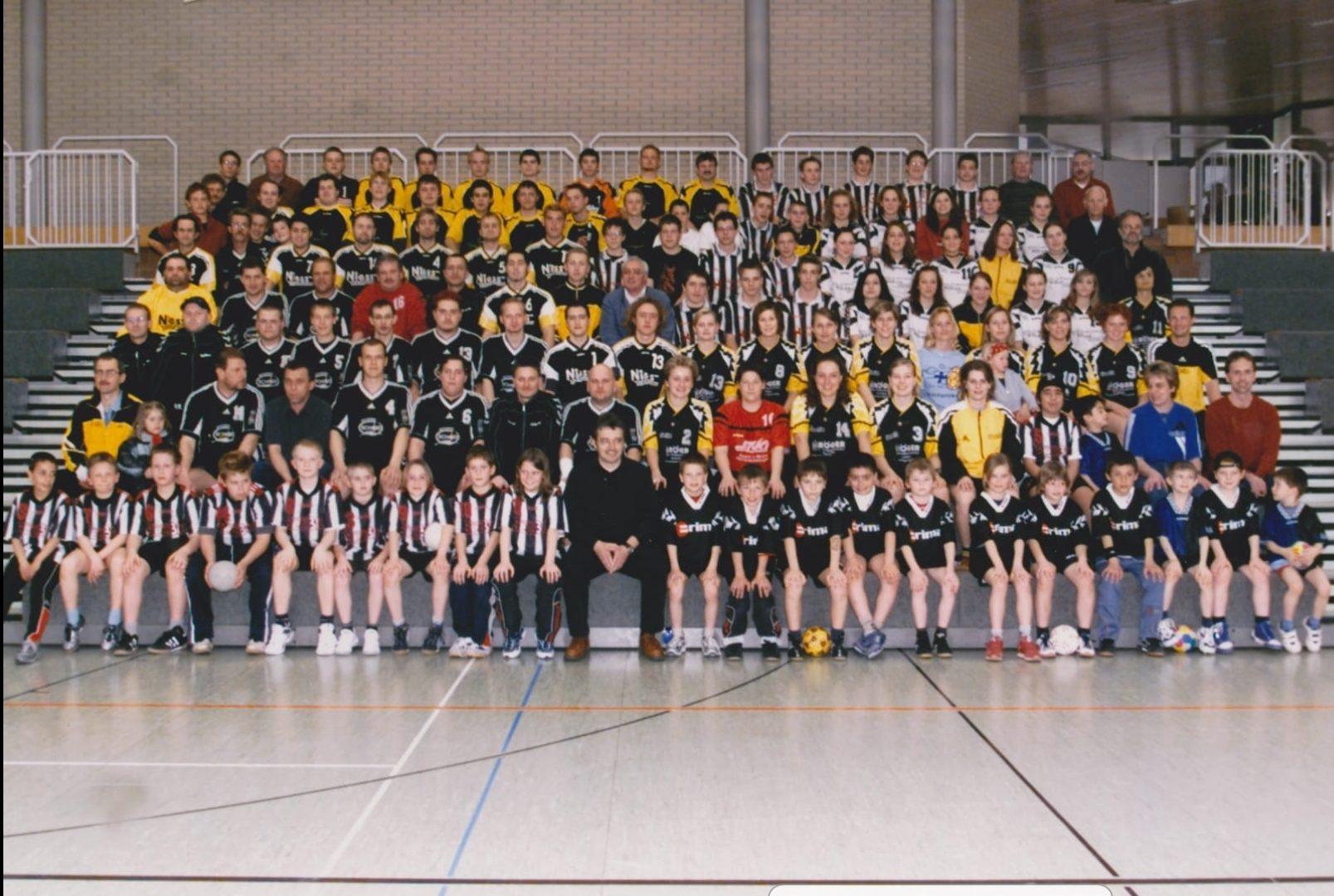 75 Jahre Handball